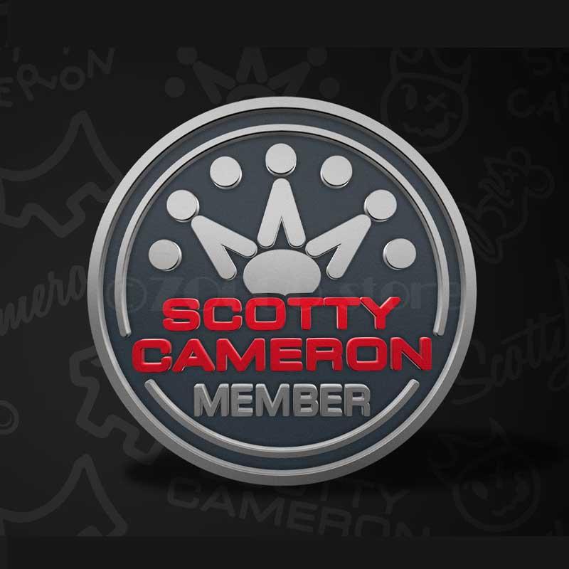 【再入荷】【送料無料】2021 クラブキャメロン フルセット スコッティキャメロン 2021 CLUB CAMERON MEMBERSHIP KIT SCOTTY CAMERON