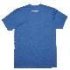 【Sサイズのみ在庫あり】BV Custom Wedges T-Shirt - Vintage Royal ボーケイBV カスタムウェッジ Tシャツ ロイヤルブルー