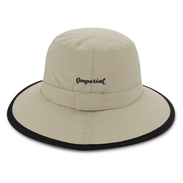 【初入荷】ジョエル・ダーメン インペリアル エンド キャンサー ハンプトン サンプロテクション ハット - サンド/ブラック - Joel Dahmen Imperial The End Cancer Hampton Sun Protection Hat