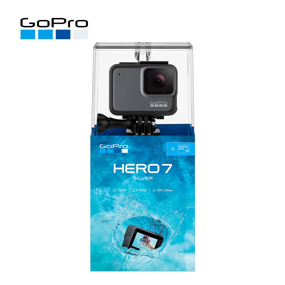 [GoPro HERO7 Silver(HERO7シルバー)]GoPro カメラ