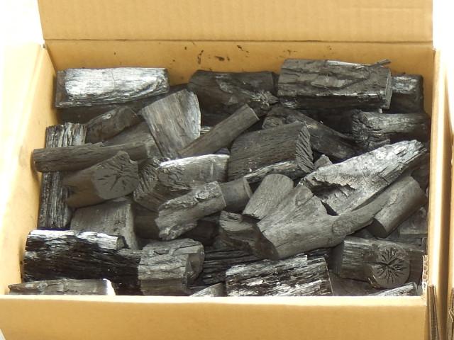 能登黒炭 規格外徳用炭