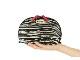 【アウトレット】【WEB限定】シェル型ポーチ<Zebra Chic(ゼブラ・シック)>9OP-ZB606