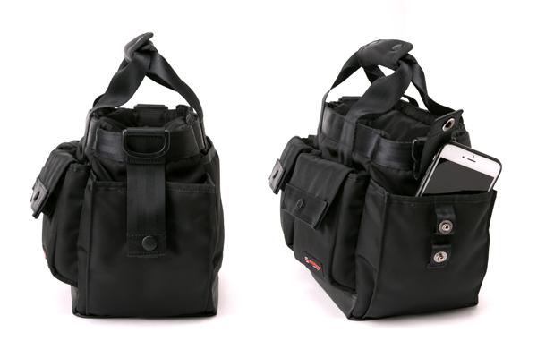 2WAYカメラバッグ<ガーデンバッグ(GDR)スタンダードサイズ> GDR-211N