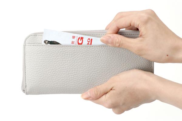 L字型長財布<プレーン> 7WS-AD720