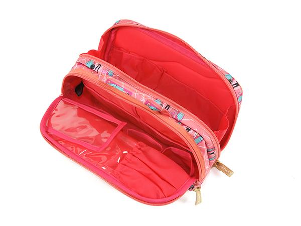 大きめサイズのスロープシェイプ・ポーチ<Barbie:Authentic Series(バービー:オーセンティック・シリーズ)>XWP-TB120