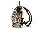 ワイドオープン・大きめリュック<Charming Leopard(チャーミング・レオパード)> KG2LE-704
