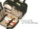 【ギフトにおすすめ】コスメポーチ +天然毛メイクブラシセットA9FSM-STN1075