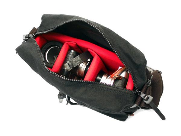 カメラバッグ スマートに収納できるスリムタイプ ACAM-3000