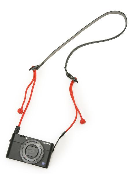 パラコードストラップ<Flynn Camera Strap(フリン・カメラ・ストラップ)>  ACAM-P12