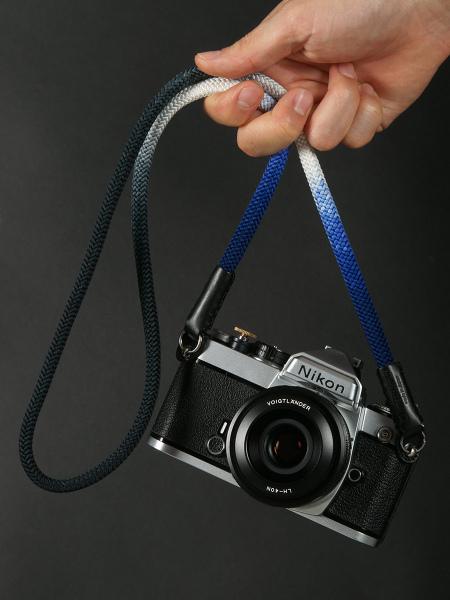 カメラストラップ<シルク平唐ぼかし紐ストラップ> ACAM-316G