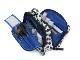 大きめサイズのスロープシェイプ・ポーチ<Touch of Grace(タッチ・オブ・グレイス)> XWP-PD120