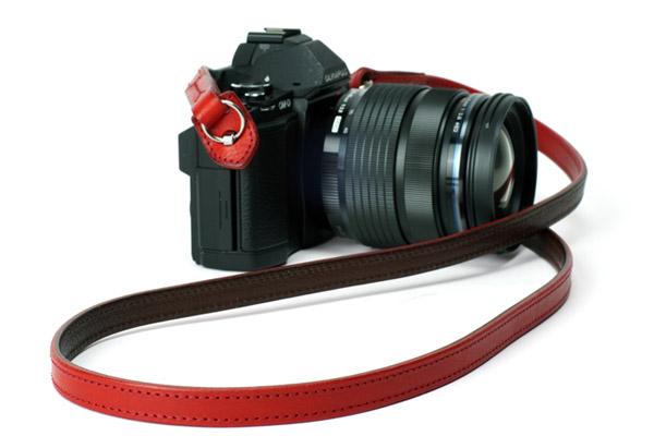 お客様の声を反映したカメラストラップ<イタリアンレザーストラップ> ACAM-280L