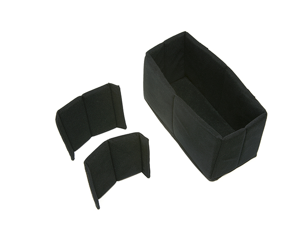 スリングバッグ型カメラバッグ<Basalt Sling Bag> ACAM-BS0003