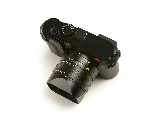カメラケース<ライカQ専用レザーケース> LMB-Q(ライカQ/Q2対応モデル)