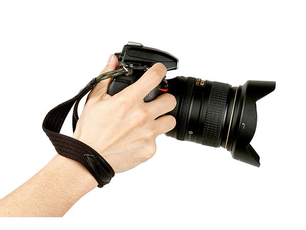 パラコード×アクリルテープハンドストラップ <Flynn Camera Strap(フリン・カメラ・ストラップ)>ACAM-P25H