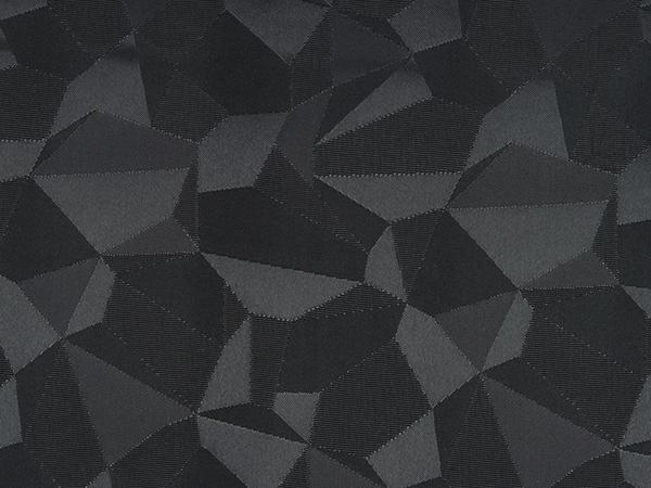 ミニマムサイズのスロープシェイプ・ポーチ<Crystal Jacquard(クリスタル・ジャカード)>9WP-CY111