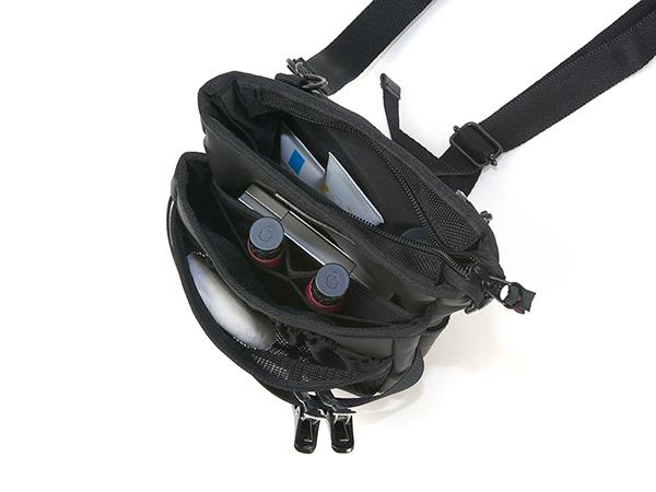 メイクアップウエストバッグ(スモールサイズ) XWM-PF312