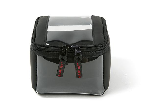 透明メイクバニティ(スモールサイズ) XWM-PF334