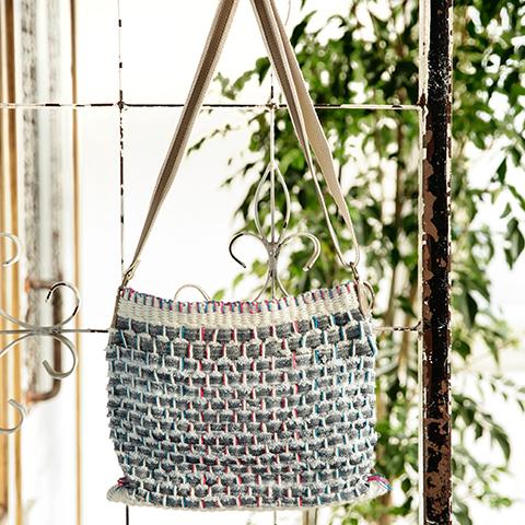 輪織りバッグ通信講座