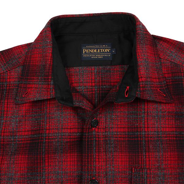 ペンドルトン メンズ ファイヤーサイドシャツ ジャパンフィット GT150