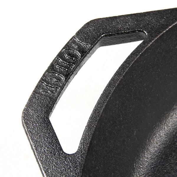 ロッジ スキレット 12インチ ベアロゴ L10SKWLBR