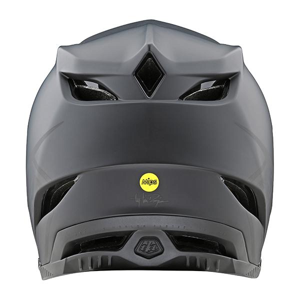 トロイリーデザインズ D4コンポジット ヘルメット ステルス ブラック/グレー