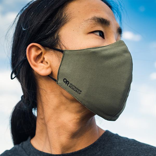 アウトドアリサーチ PPE フェイスマスクキット
