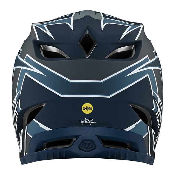 トロイリーデザインズ D4コンポジット ヘルメット グラフ マリーン