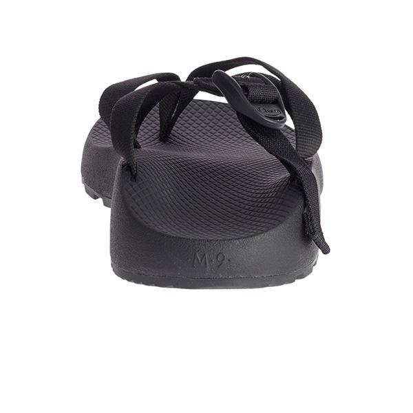 チャコ メンズ テグ ソリッドブラック 7.0(25.0cm)