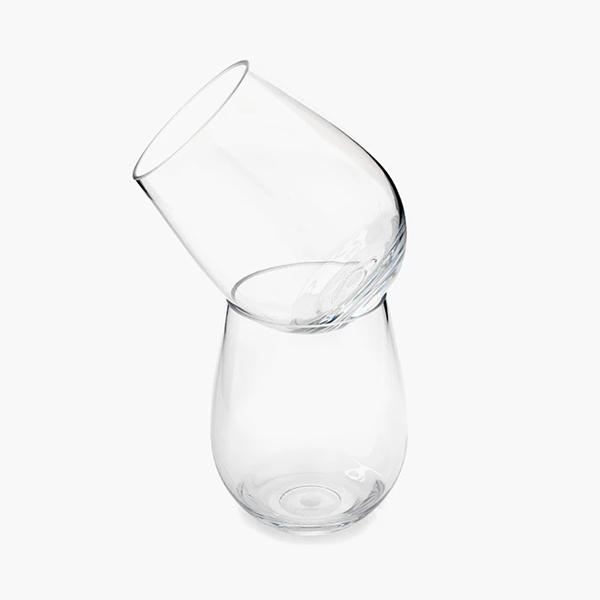 ベアボーンズ ワイングラス 2個セット