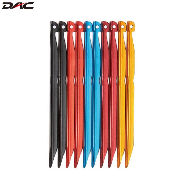 DAC ディーエーシー J-Stake ペグ Sサイズ 10本セット