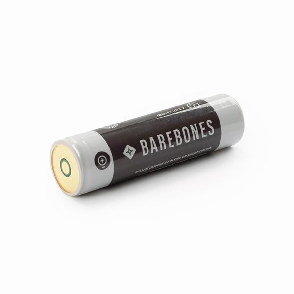 ベアボーンズ 18650 リチウムイオンバッテリー ビーコンライト/ビンテージフラッシュライト用