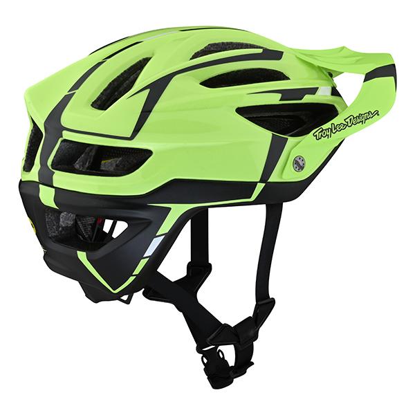 トロイリーデザインズ A2 MIPS ヘルメット スライバー グリーン/グレー