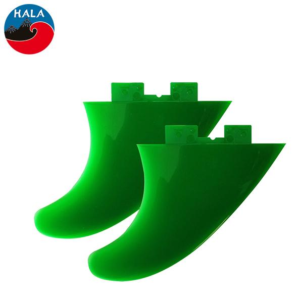 ハラ 4.5インチ サイドバイトフィン 2パック