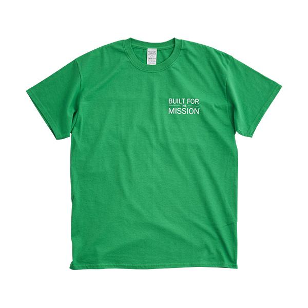 ミステリーランチ ビルトフォーザミッション Tシャツ