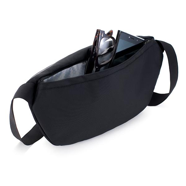 エスノテック バグースバムバッグ Mサイズ バリスティックブラック