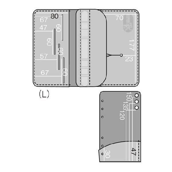 遊牧舎工房 システム手帳
