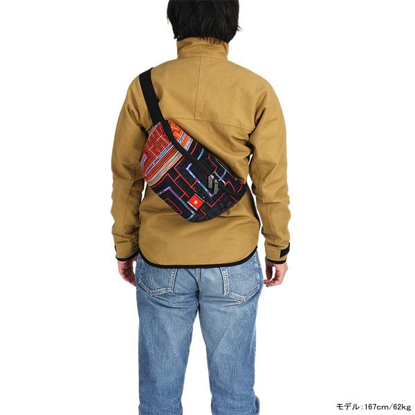 エスノテック バグースバムバッグ Mサイズ ベトナム6