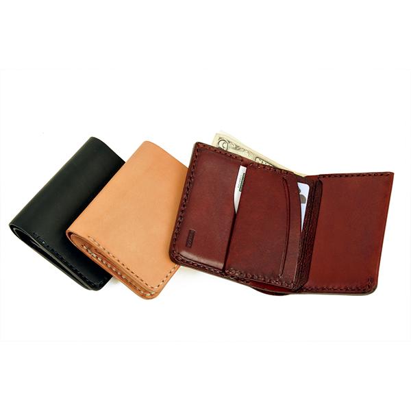 遊牧舎工房 レザー財布