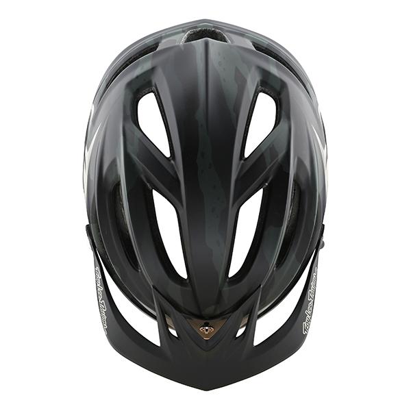トロイリーデザインズ A2 MIPS ヘルメット カモ グリーン
