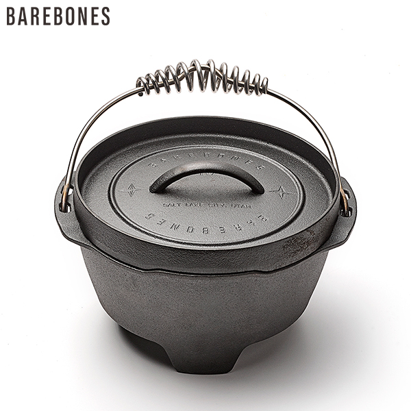 ベアボーンズ ダッチオーブン10インチ