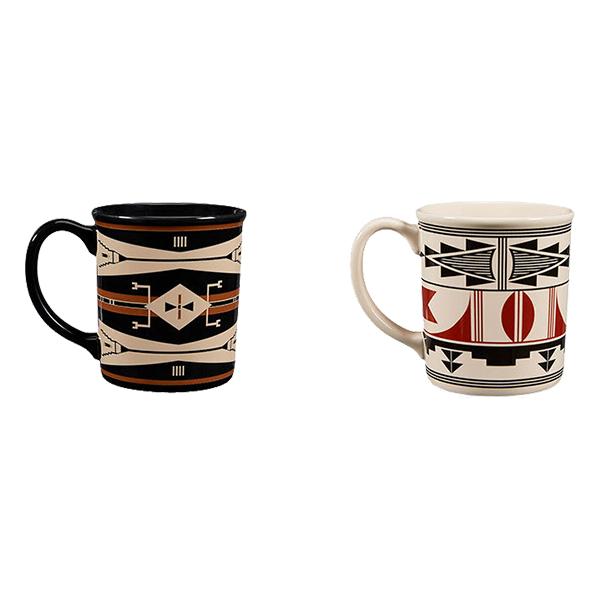 ペンドルトン コーヒーマグセット アメリカンインディアンカレッジファンド XK873