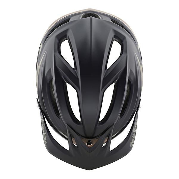 トロイリーデザインズ A2 MIPS ヘルメット デコイ ネイビー/ウォールナット