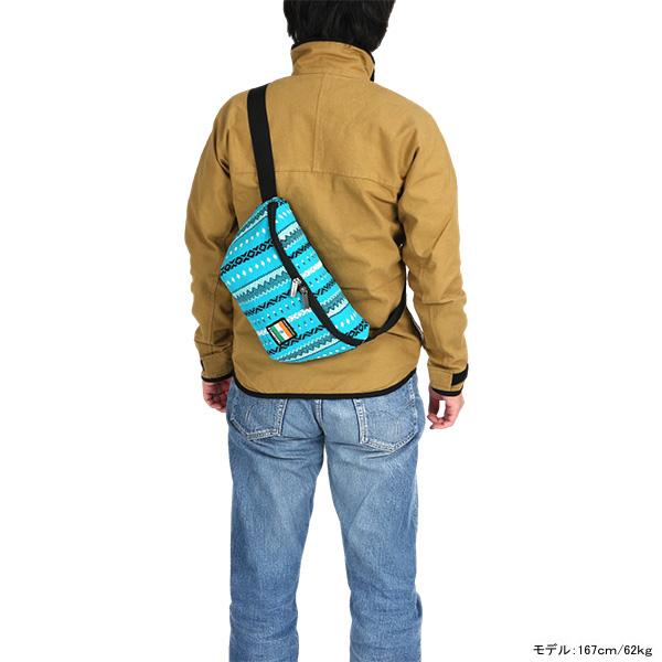 エスノテック バグースバムバッグ Mサイズ ビバコンアグアブルー