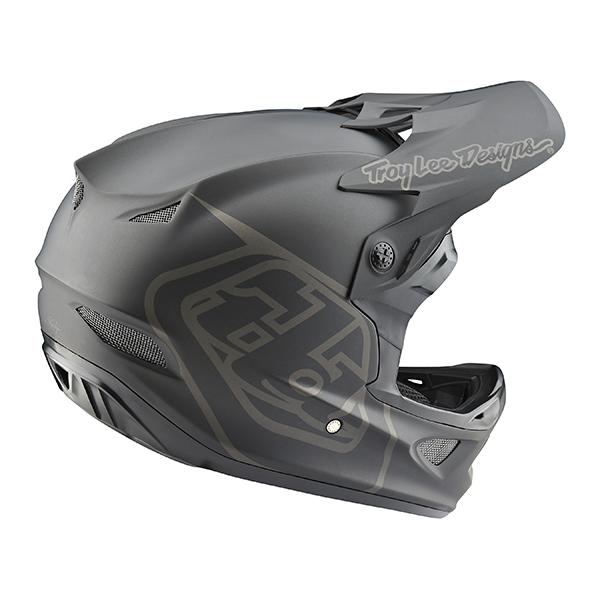 トロイリーデザインズ D3ファイバーライト ヘルメット モノ ブラック