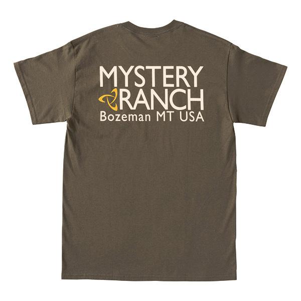 ミステリーランチ メンズ ビルトフォーザミッションV2 Tシャツ