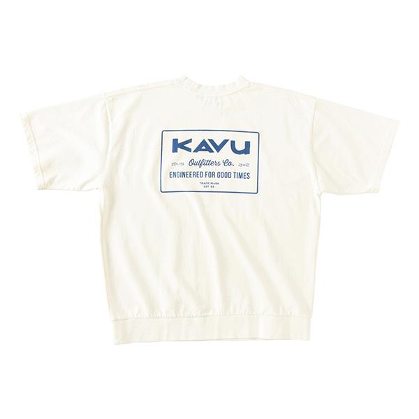 カブー メンズ スウェットTシャツ2