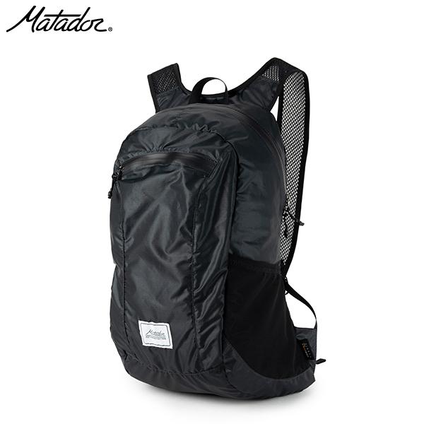 マタドール DL16 バックパック チャコール