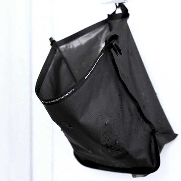 マタドール フラットパック トイレトリーケース チャコール