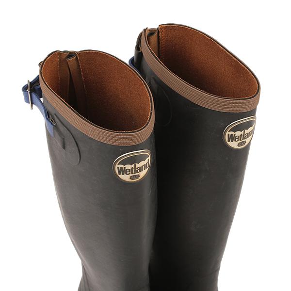 ウェットランド メンズ 折りたたみ長靴